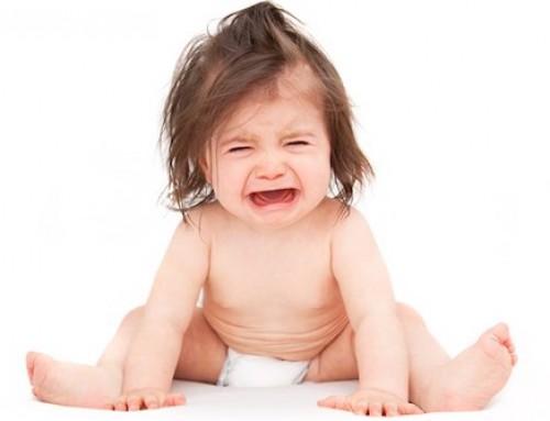 Unsettled Toddler